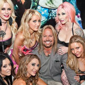 "Vince Neil's ""Girls, Girls Girls!"""