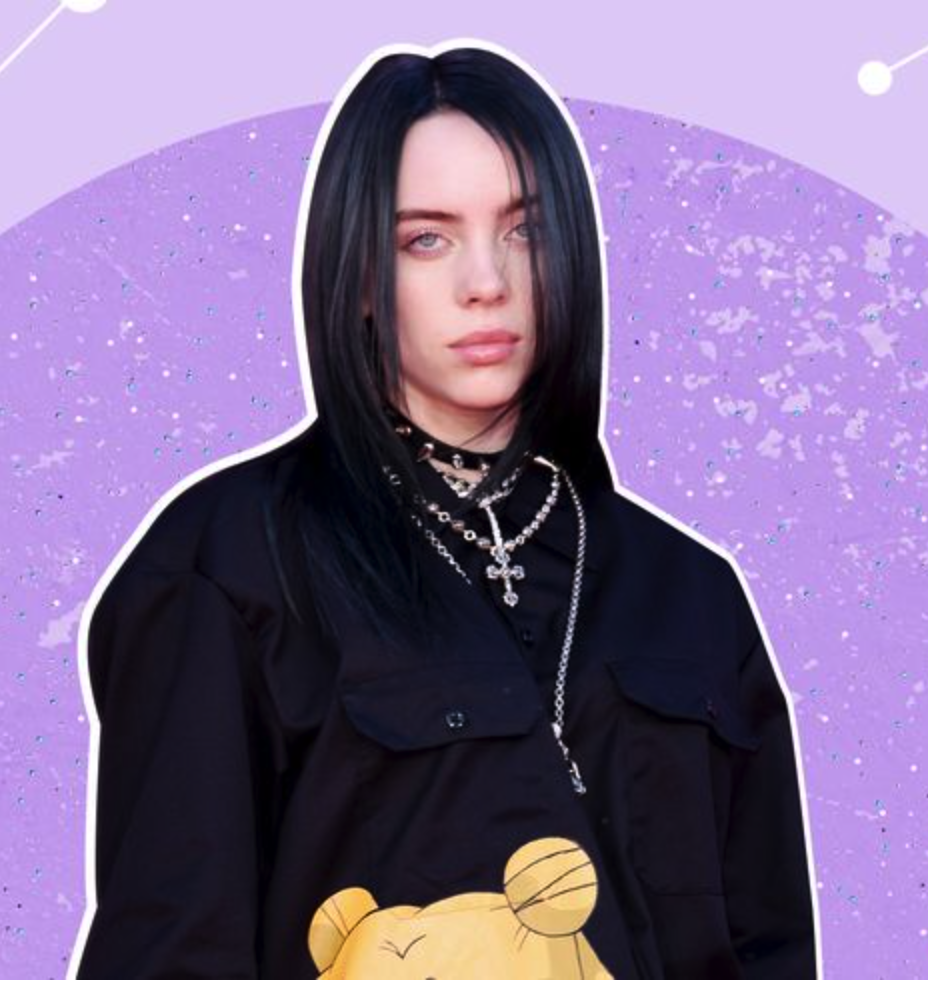 The Leo King's Astrological Predictions on Billie Eilish for Seventeen