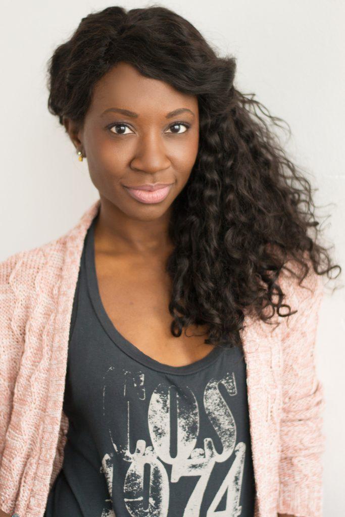 "Natasha Ofili - star of Ryan Murphy's ""The Politician"" on Netflix, featured in O, The Oprah Magazine"