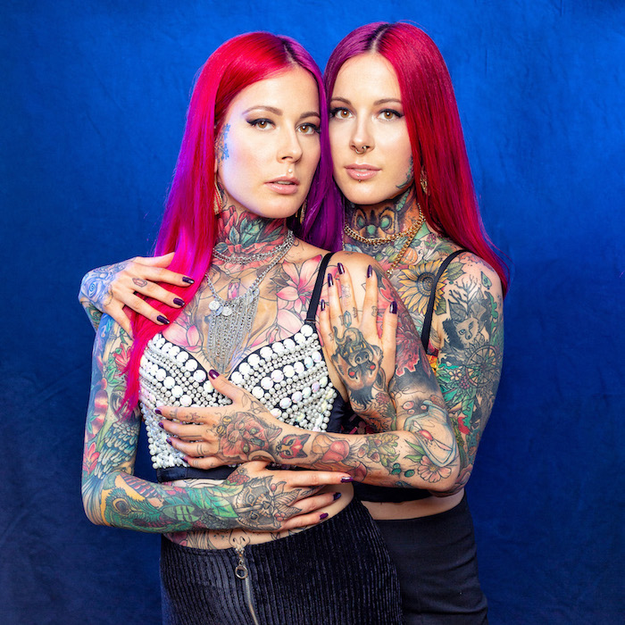 Tattoo Artists the Petunia Twins, Interviewed by WEHOville